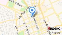 Flex на карте