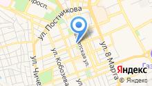 DONUTS на карте