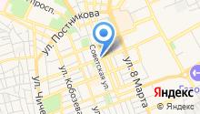 Dublin на карте