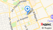 Malena на карте