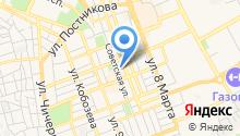 ALICE на карте