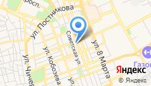 On-Line на карте