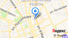 Rebekka на карте
