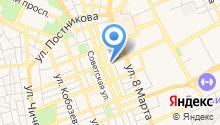 Brow Bar Юлии Устимовой на карте