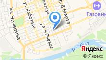 RusBurger на карте