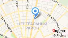 I TRAVEL на карте