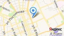 Burbell на карте