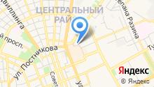 Территориальная психолого-медико-педагогическая комиссия г. Оренбурга на карте