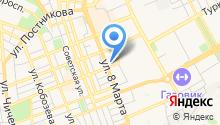 Amati на карте