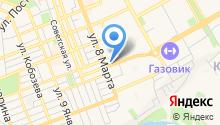 Orenburg-SKI - Прокат Горных и Беговых лыж, Сноубордов, Тюбингов и Экипировки на карте