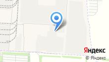 John Deere на карте