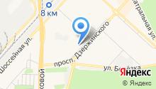 Missis на карте
