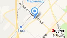 Moto Style на карте