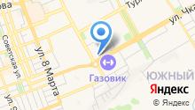 AC-сервис на карте
