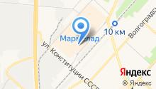 Mossebo на карте