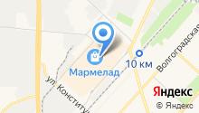 AliSa на карте