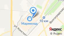 Presente на карте