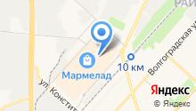 O`HARA на карте