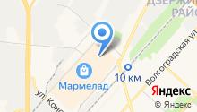 DeFacto на карте