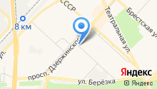 Itмастер на карте