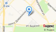 MegaSeo на карте