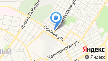 OrenZip на карте