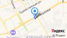 AppleCheck на карте
