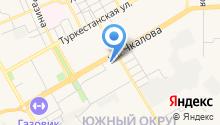 Rusспорт на карте