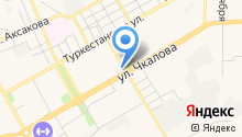Pahlava на карте