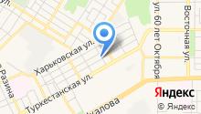 IRBIS-SERVICE на карте