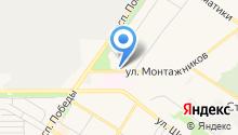 Montaga St на карте