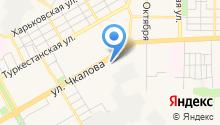 Arzan на карте