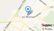 AvtoDetal на карте