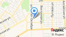 RSservic на карте