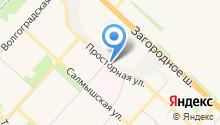Profilson на карте