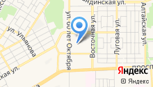 Metromax на карте