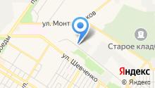 AvtoStoсk на карте