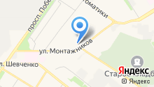 SkodaBest.ru на карте