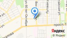 Pole Passion Orenburg на карте