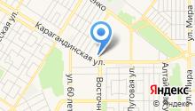 Горизонт, ТСЖ на карте
