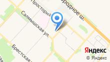 DOPING на карте