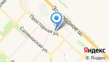 AvtoSmoke на карте