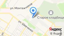 MAN-Центр Оренбург на карте