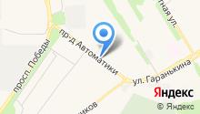 ROMB на карте