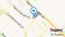 Autolot на карте