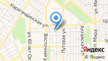 УралЭкспо на карте