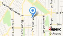 Narcological center-clinic №1 на карте