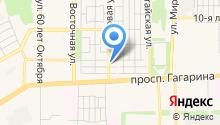 AMELY на карте