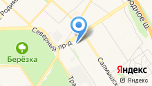 Impuls studio на карте
