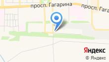 OrenHotel на карте